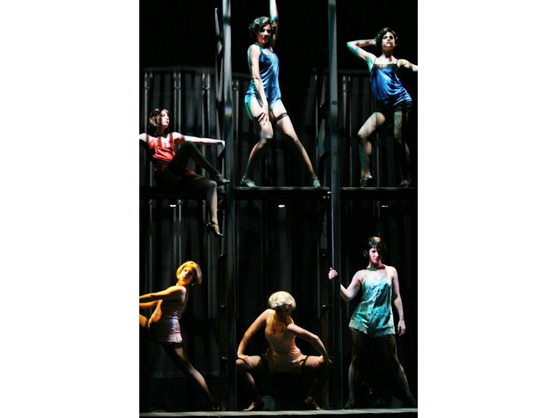 Cell Block Tango - The Merry Murderesses